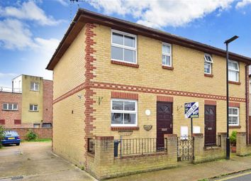 Thumbnail 2 bed end terrace house for sale in Union Road, Sandown, Isle Of Wight