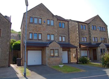 Thumbnail 4 bed detached house for sale in Deer Hill Drive, Marsden
