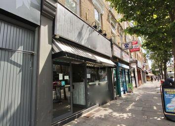 Thumbnail Restaurant/cafe to let in Stoke Newington High Street, Stoke Newington, London