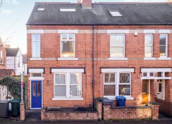 Thumbnail 3 bed end terrace house for sale in Richmond Road, West Bridgford, Nottingham