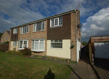 Thumbnail 2 bed maisonette to rent in Stoneleigh Chase, Duston, Northampton, Northamptonshire