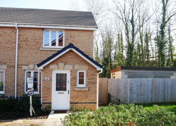 Thumbnail 2 bed semi-detached house for sale in Heol Miaren, Elms Farm, Llanharry