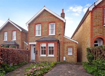 4 bed detached house for sale in Clarence Road, Hersham, Walton-On-Thames, Surrey KT12