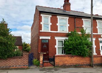 3 bed end terrace house for sale in St. Thomas Road, Pear Tree, Derby DE23