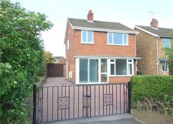 Thumbnail 3 bed detached house for sale in Nottingham Road, Borrowash, Derby