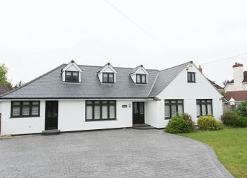 Thumbnail 5 bed detached house for sale in Edward Road, Clevedon