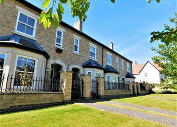 Thumbnail 2 bed terraced house for sale in Connelly Lane, Stotfold, Herts
