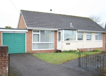 Thumbnail 3 bed detached bungalow to rent in Grove Road, Whimple, Exeter