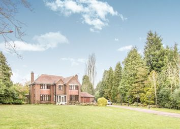 Thumbnail Detached house for sale in Showell Lane, Meriden, Coventry