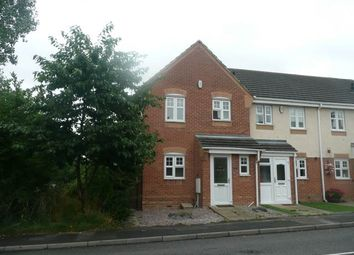 Thumbnail 3 bed semi-detached house to rent in Occupation Road, Albert Village, Swadlincote