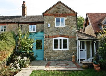 Thumbnail 2 bed semi-detached house for sale in Back Way, Great Haseley, Oxford