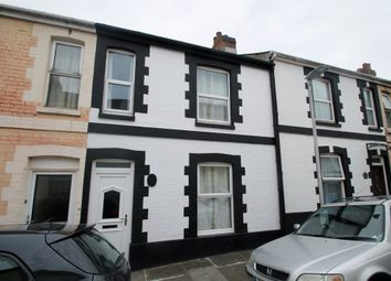 3 bed terraced house for sale in Britannia Place, Prince Rock, Plymouth PL4