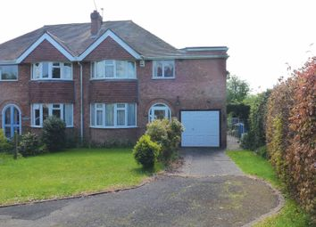 Thumbnail 3 bed semi-detached house for sale in Charters Avenue, Codsall, Wolverhampton, West Midlands