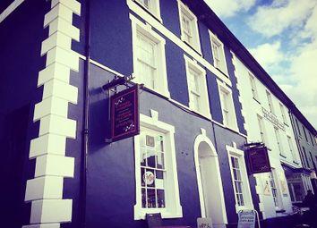 Thumbnail 1 bed flat to rent in 18 Market Street, Aberaeron