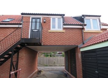 Thumbnail 1 bed flat to rent in Lynn Road, Littleport, Ely