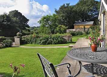 Thumbnail 7 bed farmhouse for sale in Halwell, Totnes