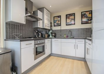 Thumbnail 2 bed flat for sale in Columbia Place, Milton Keynes