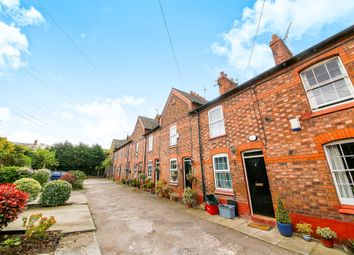 Thumbnail 2 bed terraced house for sale in Moreton Terrace, Frodsham