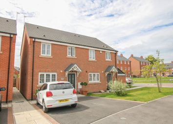 Thumbnail 3 bedroom semi-detached house for sale in Lancaster Gardens, Coventry