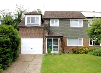 Thumbnail 5 bed semi-detached house for sale in Ryder Close, Bovingdon, Hemel Hempstead