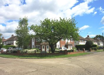 Thumbnail 1 bed flat to rent in Cornerways, Lawn Close, Datchet