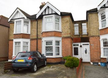 Thumbnail 3 bed terraced house for sale in Pembroke Road, Seven Kings, Ilford