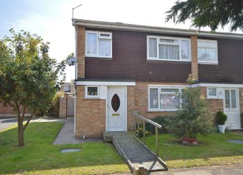 Thumbnail 3 bed end terrace house to rent in Hudson Close, Clacton-On-Sea