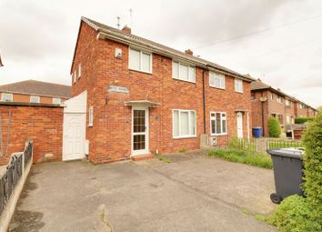 Thumbnail 2 bed semi-detached house for sale in West Avenue, Stainforth, Doncaster