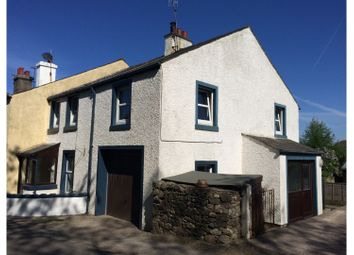 Thumbnail 3 bed end terrace house for sale in Waberthwaite, Millom