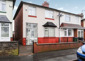 Thumbnail 3 bedroom semi-detached house for sale in Greswold Street, West Bromwich