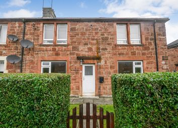 Thumbnail 2 bed flat for sale in Springfield Square, Bishopbriggs, Glasgow