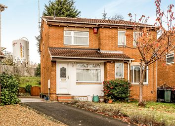 Thumbnail 2 bed semi-detached house to rent in Clayton Drive, Hunslet, Leeds