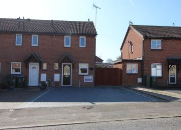 Thumbnail 2 bed end terrace house to rent in Field Way, Aylesbury, Bucks