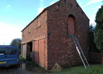 Thumbnail Barn conversion for sale in Northfields Lane, Amcotts, Scunthorpe