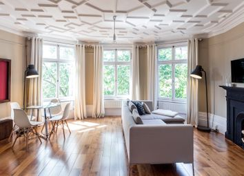 Thumbnail Serviced flat to rent in Charing Cross Road, London
