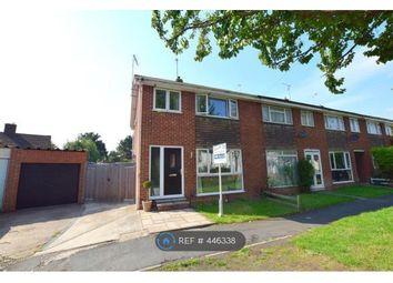 Thumbnail 3 bed end terrace house to rent in Hardy Close, Aylesbury