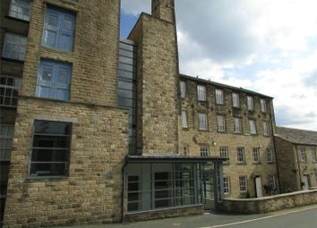 Thumbnail 2 bed flat to rent in Upper Sunny Bank Mews, Meltham, Holmfirth