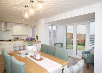 "Thumbnail 4 bed detached house for sale in ""Kennford"" at Weston Hall Road, Stoke Prior, Bromsgrove"