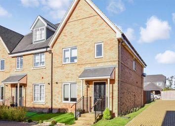 Thumbnail 3 bed end terrace house for sale in The Alders, Billingshurst, West Sussex