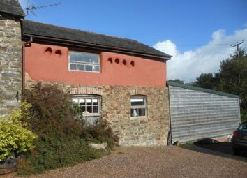 Thumbnail 2 bed semi-detached house to rent in Chulmleigh