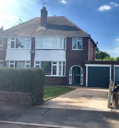 Thumbnail 3 bed semi-detached house to rent in Avondale Road, Leamington Spa