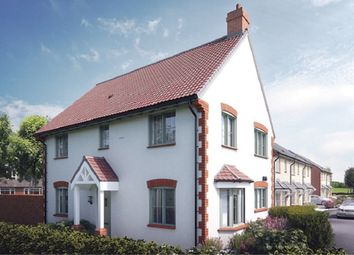 Thumbnail 4 bed detached house for sale in Kingswood Fields, Kingswood, Gloucestershire