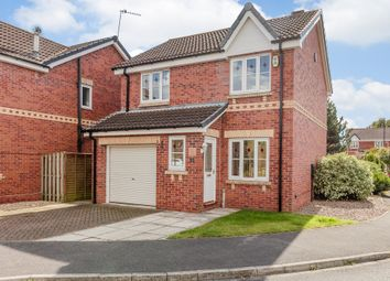 Thumbnail 3 bed detached house for sale in Shuttle Close, Doncaster
