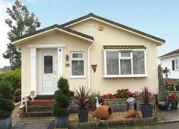 Thumbnail 2 bed mobile/park home for sale in Ashdale Park, London Road, Brandon