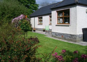 Thumbnail 2 bed semi-detached house for sale in The Winnowing, Machermore, Newton Stewart.