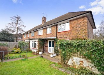Thumbnail 2 bed maisonette for sale in Worth Road, Pound Hill, Crawley, West Sussex