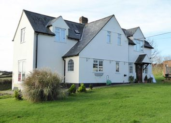 Thumbnail 4 bed property for sale in West Putford, Holsworthy, Devon
