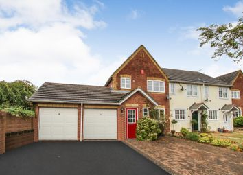 Thumbnail 3 bed end terrace house for sale in Bakers Ground, Stoke Gifford