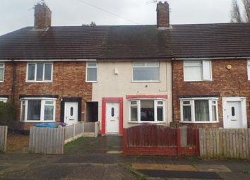Thumbnail 2 bed terraced house for sale in Ramsbrook Close, Speke, Liverpool, Merseyside
