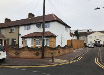 Thumbnail 5 bed semi-detached house to rent in Langhorne Road, Dagenham